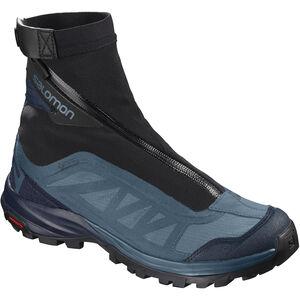 Salomon Outpath Pro GTX Shoes Dam mallard blue/navy blazer/black mallard blue/navy blazer/black