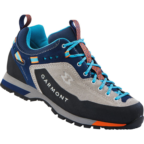 Garmont Dragontail LT Shoes Dam dark grey/orange