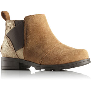 Sorel Emelie Chelsea Boots Barn camel brown/cordovan camel brown/cordovan