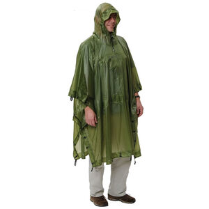 Exped Bivy-Poncho UL Unisex green green