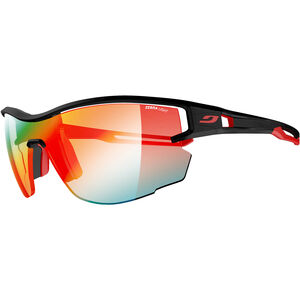 Julbo Aero Zebra Light Red Sunglasses matt black matt black