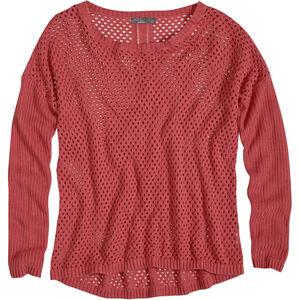 Prana Parker Sweater Dam red slate red slate