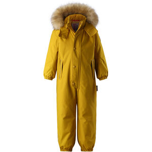 Reima Stavanger Reimatec Winter Overall Barn Dark Yellow Dark Yellow