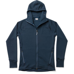 Houdini Power Air Houdi Fleece Jacket Herr blue illusion blue illusion