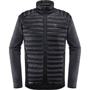 Haglöfs Mimic Hybrid Jacket Herr true black true black