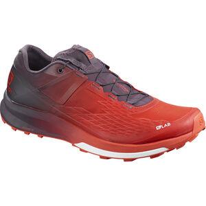 Salomon S/LAB Ultra 2 Shoes racing red/maverick/white racing red/maverick/white