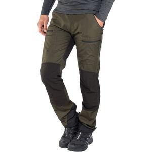 Pinewood Caribou TC Pants Herr moos green/black moos green/black
