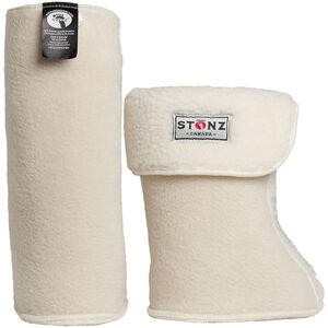 Stonz Linerz Bootsies Barn white white
