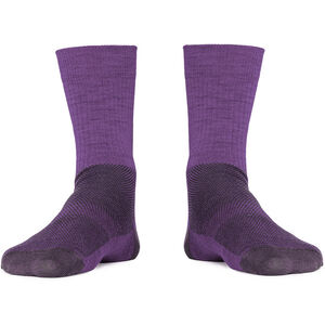 Röjk Hiker Merino Socks plum plum