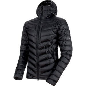 Mammut Broad Peak IN Hooded Jacket Herr black-phantom black-phantom
