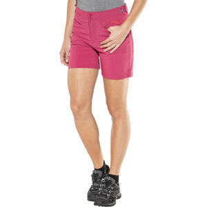 Bergans Cecilie Climbing Shorts Dam bougainvillea melange/strawberry bougainvillea melange/strawberry