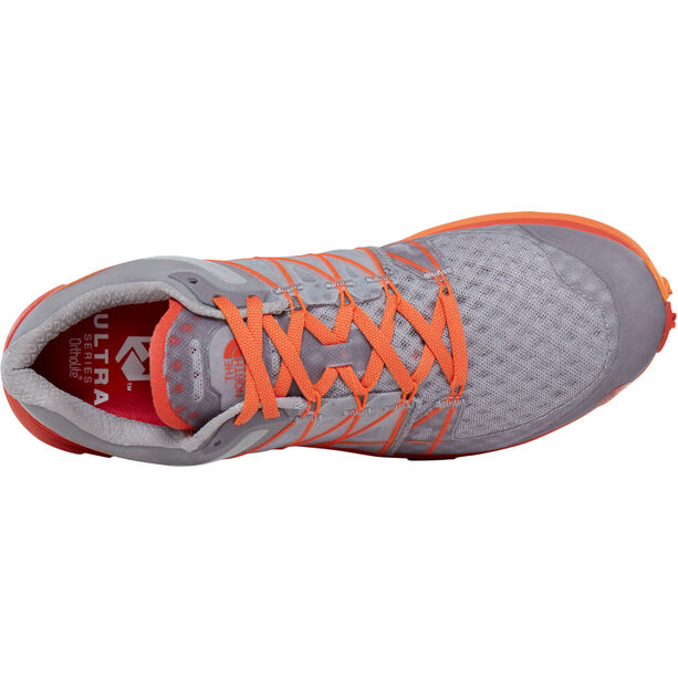 The North Face Ultra Vertical Shoes Herr foil grey/exuberance orange