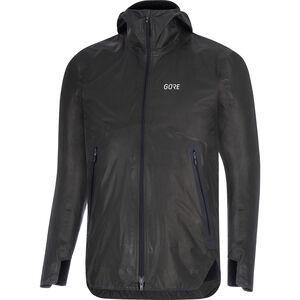 GORE WEAR H5 Gore-Tex Shakedry Hooded Jacket Herr black black