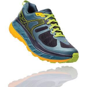 Hoka One One Stinson ATR 5 Running Shoes Herr mallard green/gold fusion mallard green/gold fusion