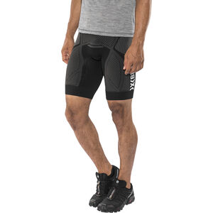 X-Bionic The Trick Running Pants Short Herr black/anthracite black/anthracite