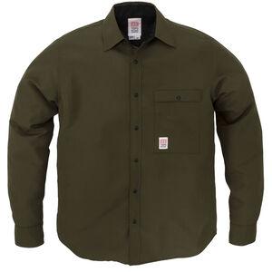 Topo Designs Breaker Shirt Jacket Herr olive olive