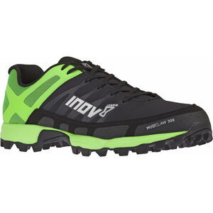 inov-8 Mudclaw 300 Running Shoes Herr black/green black/green