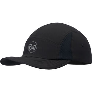 Buff Run Cap r-solid black r-solid black