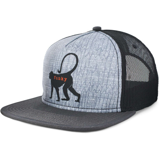 Prana Journeyman Trucker Hat Herr granite monkey