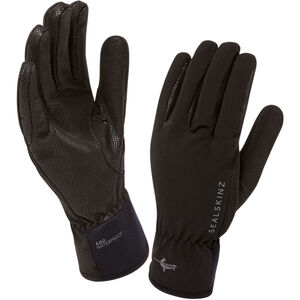 Sealskinz Sea Leopard Gloves Herr black black