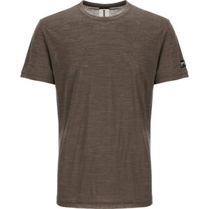 super.natural Everyday T-shirt Herr killer khaki melange