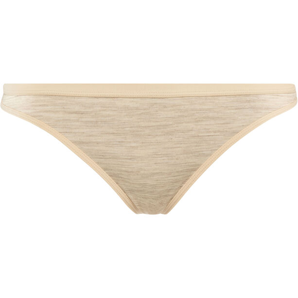 Icebreaker Siren Thong Dam Fawn Heather