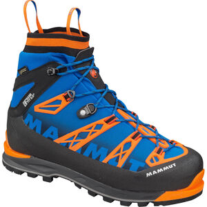Mammut Nordwand Light Mid GTX Shoes Herr ice-black ice-black