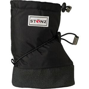 Stonz Booties PLUSfoam Barn black black