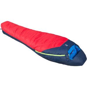 Millet Trilogy Edge Sleeping Bag Long saphir/rouge saphir/rouge