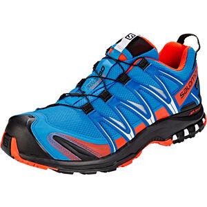 Salomon XA Pro 3D GTX Shoes Herr indigo bunting/sky diver/cherry tomato indigo bunting/sky diver/cherry tomato