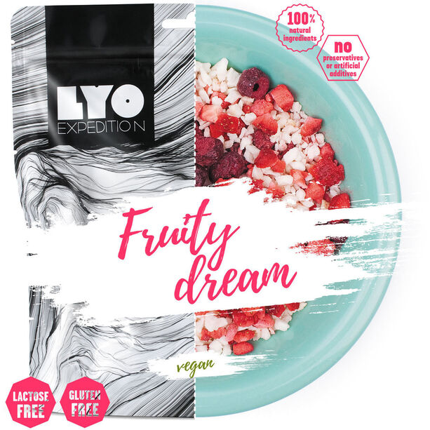 Lyofood Fruit Dream Apple/Cherry/Strawberry 30g