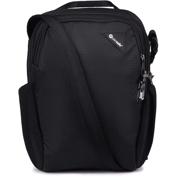 Pacsafe Vibe 200 Crossbody Bag jet black