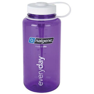 Nalgene Wide Mouth Bottles 1l purple/white tritan purple/white tritan