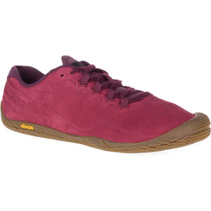 Merrell Vapor Glove 3 Luna LTR Shoes Dam pomegranate pomegranate