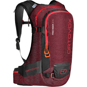 Ortovox Free Rider 22 S Backpack dark blood blend dark blood blend