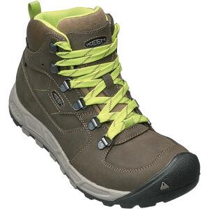 Keen Westward Leat WP Mid Shoes Dam raven/opaline raven/opaline