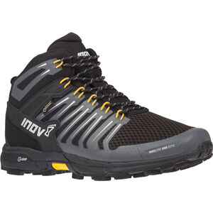 inov-8 Roclite 345 GTX Shoes Herr black/yellow black/yellow