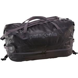 Patagonia Stormfront Wet-Dry Duffel black black