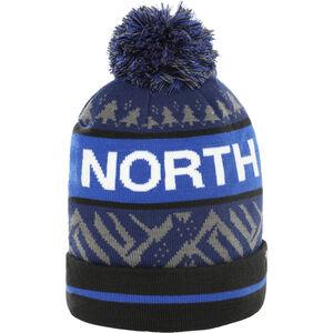 The North Face Ski Tuke TNF Black/TNF Blue Multi TNF Black/TNF Blue Multi