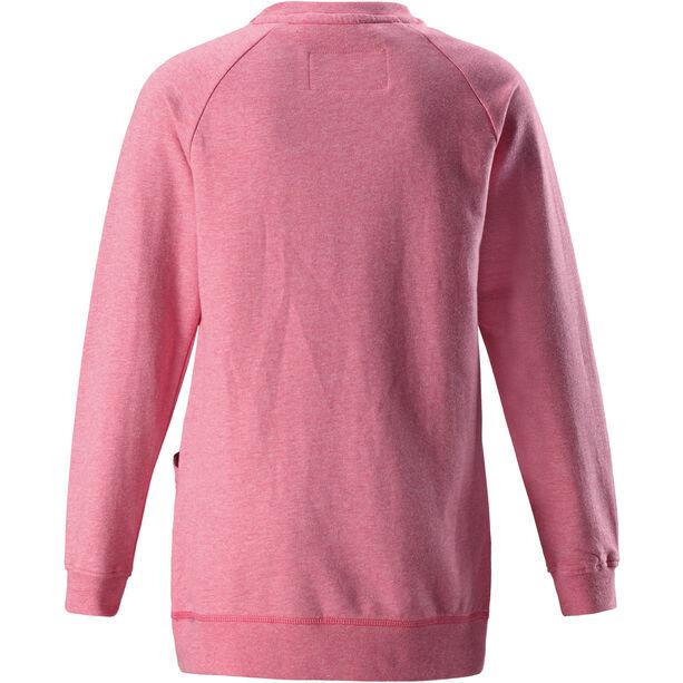 Reima Fugl LS Shirt Girls Coral Red