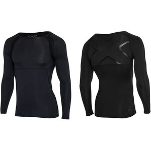 2XU Refresh Recovery Compression Longsleeve Shirt Herr black/nero black/nero