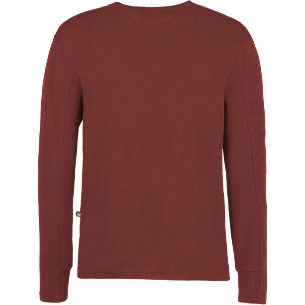 E9 Freedom Long Sleeve Shirt Herr wine