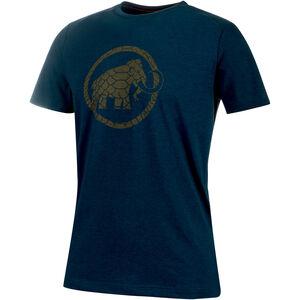 Mammut Trovat T-shirt Herr poseidon melange poseidon melange