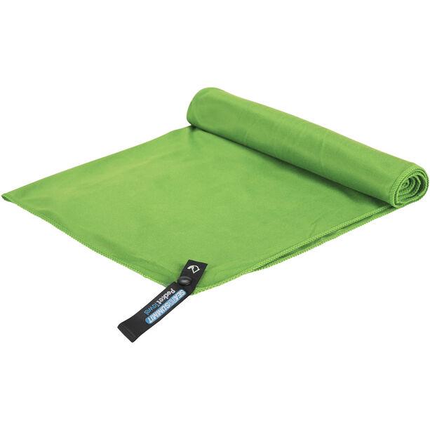 Sea to Summit Pocket Towel L lime