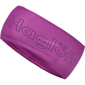Haglöfs Lite Headband lilac lilac