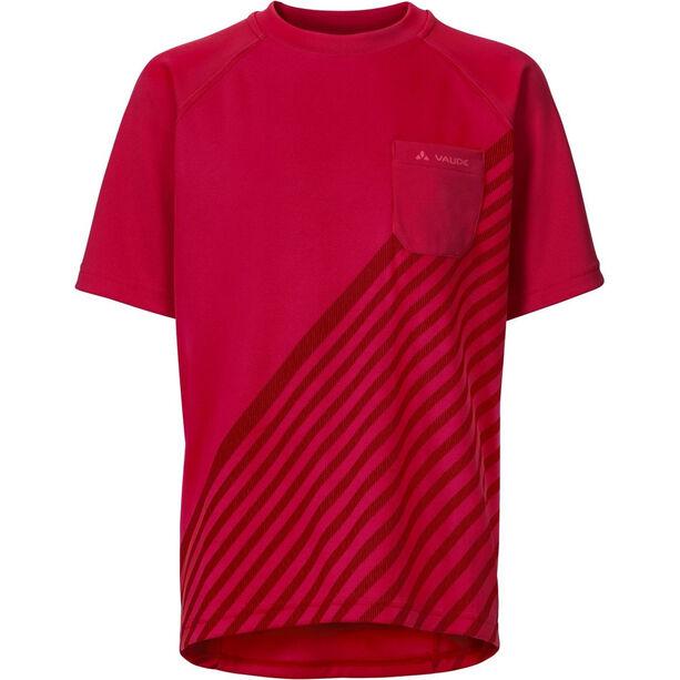 VAUDE Grody III Shirt Barn indian red