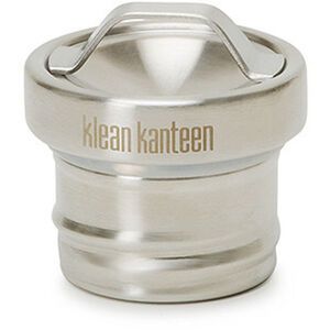 Klean Kanteen Classic All Stainless Loop Cap brushed stainless brushed stainless