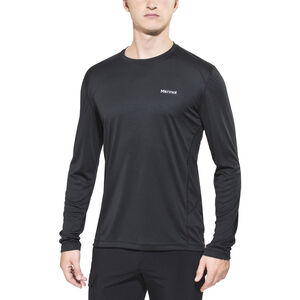 Marmot Windridge LS Shirt Herr black black