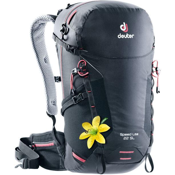 Deuter Speed Lite 22 SL Backpack Dam black
