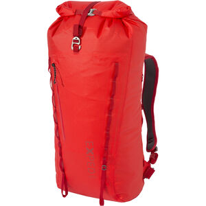 Exped Black Ice 45 Backpack M red red